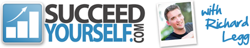 "SucceedYourself.com - Richard Legg presents ""Succeed Yourself """